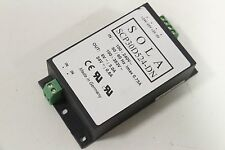 Sola Hevi-Duty SCP30D524-DN Power Supply 5/24V