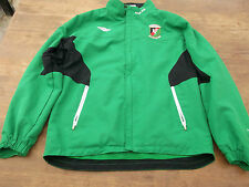 GLENTORAN FONACAB ORIGINAL UMBRO FOOTBALL JACKET SIZE XL BOYS USED