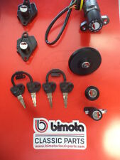 KIT SERRATURE BIMOTA DB3 MANTRA - Seat lock 215000890