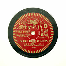 "VINE & MORE (Comedians) ""Fiddler Joe"" 1933 (E+) STERNO 1175 [78 RPM]"