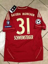 Germany bayern Munich Schweinsteiger   S M L  jersey original football shirt