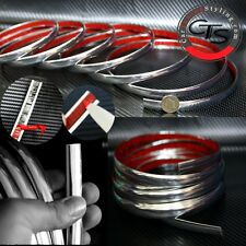 CHROME STYLING TRIM STRIP EDGING TRUCK CAR VAN 1.2CM