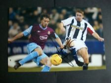 WEST BROMWICH ALBION Player James O Connor  2000,s  Signed photo