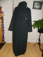 Sarah Pacini wool full length coat
