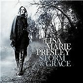 LISA MARIE PRESLEY (ELVIS) - STORM & GRACE - 2012 XIX LIMITED ED. DELUXE CD