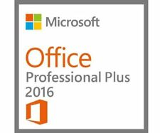Key für Office Professional Plus 2016 32/64bit Deutsch