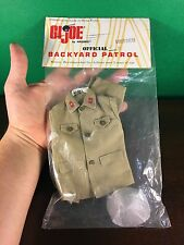 VINTAGE 1964 GI JOE -- BACKYARD PATROL JAPANESE IMPERIAL SOLDIER UNIFORM SEALED