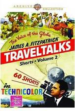 James A. Fitzpatrick: Traveltalks - Vol. 2 (DVD, 2016, 3-Disc Set)