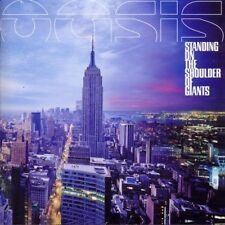 OASIS - STANDING ON THE SHOULDER OF GIANTS -  CD NUOVO