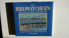 THE BIRDWATCHERS SITE GUIDE TO BRITAIN AND IRELAND