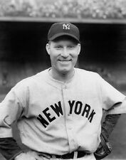 273 GAME WINNER RED RUFFING YANKEES HALL OF FAME GREAT 8x10 PORTRAIT