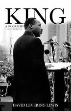 King : A Biography by David Levering Lewis (2012, Paperback)