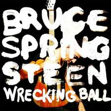 - Bruce Springsteen Wrecking Ball CD 2012 Ron Aniello * NEW