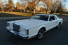 Lincoln: Continental MARK V