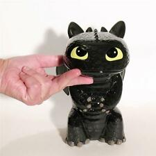 Toothless Bank How to Train Your Dragon Defenders of Berk Figural Night Fury