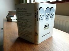 anthony graham  the death business  1st edition in d/w boardman