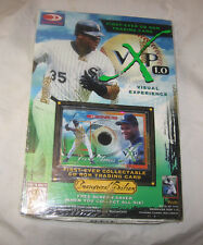 Frank Thomas 1997 Donruss VXP CD ROMS Trading Card Windows/Mac Compatible