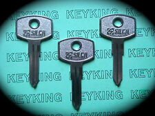 Datsun Keyblanks x 3 , Key Blank- Non Remote-LQQK!