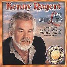 Love Collection [1999 Madacy] by Kenny Rogers (CD, Jan-1999, Madacy)