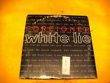 Cardsleeve Single CD FOREIGNER White Lie 2TR 1994 pop rock