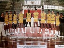 Poster Basket LIVORNO Enichem 1987 - 66x94 cm [GS3]-63