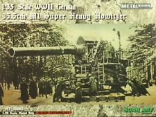 Soar Art 1:35 German 35.5cm M1 Super Heavy Howitzer Plastic Model Kit #MT35002