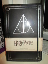 Harry Potter Deathly Hallows Hardcover Ruled Journal Diary Notebook School