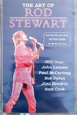 ROD STEWART THE ART OF MC SIGILLATA SEALED NEW CASSETTE
