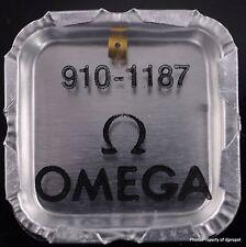 Vintage ORIGINAL OMEGA Trigger Wheel Spring #1187 for Omega Cal. 910!