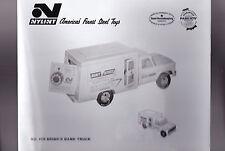 Nylint  8x10 Glossy Photo #4170 Brink's Bank Truck