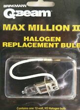 Brinkmann Q-Beam Max Million II Halogen Replacement Bulb NEW in Pkg!