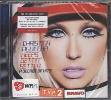 CHRISTINA AGUILERA keeps gettin' (CD)