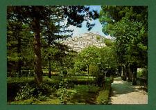 CARTOLINA MORANO CALABRO  postcard-carte postale-postkarte cartoline