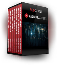 Red Giant Magic Bullet Suite 13 Complete (WIN/MAC)