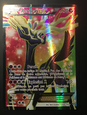 Carte Pokemon XERNEAS 146/146 HOLO EX FULL ART Française XY de base
