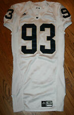 Notre Dame Fighting Irish Football Game Jersey #93 Adidas Mens size 46 Authentic