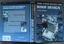 Time-Saver Details for Roof Design by Steve Hardy - 1998 - 1st Edition