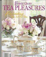 Victoria Classics Magazine TEA PLEASURES 2016 New Special Issue