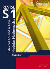 Revise Edexcel AS and A Level Modular Mathematics - Statistics 1, Keith Pledger,