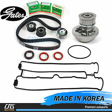 Gates Timing Belt Kit Water Pump Valve Cover Gasket Suzuki Forenza Reno Optra