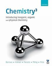 Chemistry 3: Inorganic, Organic and Physical Int'l Edition