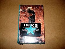 INXS - Live Baby Live / MC Box / Kassette / 1991 / OVP, Sealed / Cassette Tape