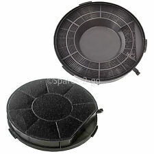 2 Carbon Vent Filters for PROLINE Cooker Hood Carbon Type 28 H600 INT600