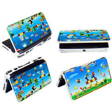 Plastic Hard Cover Shell Case Protector for Nintendo 3DS N3DS - Cute Super Mario