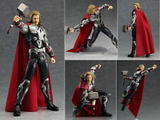 Marvel figma 216 The Avengers Thor Odinson Action Figure Figurine No Box