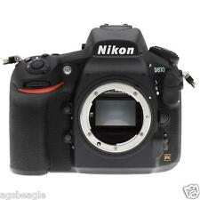 Nikon D810 Body DSLR Digital Camera Brand New Cod Agsbeagle
