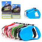 Pet Dog Cat Puppy Automatic Retractable Traction Rope Walking Lead Leash 3M 5M