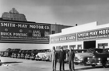 1948 Buick Pontiac GMC Dealer Port Arthur TX  8 x 10  Photograph