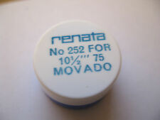 MOVADO 75,150,155,157 BALANCE COMPLETE PART 721