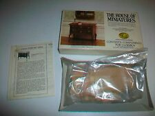 The House of Miniatures Chippendale Lowboy Dollhouse Furniture Kit No. 40024